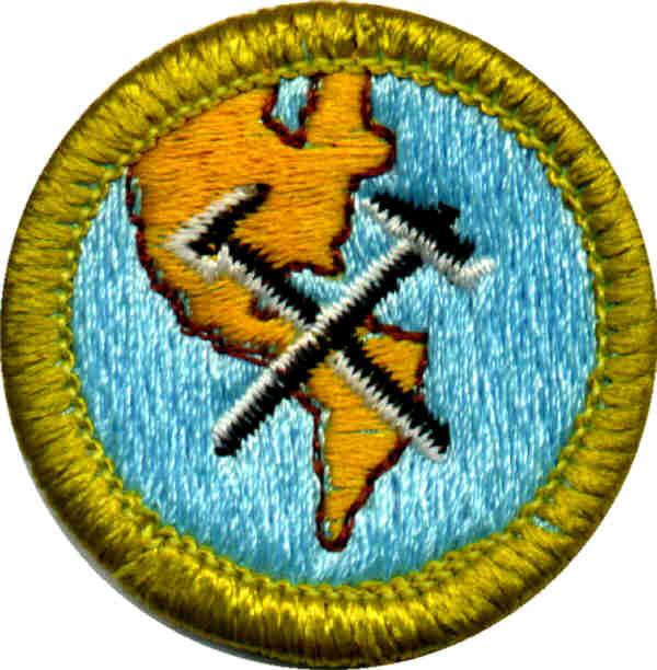 Boy scout merit badge clipart.