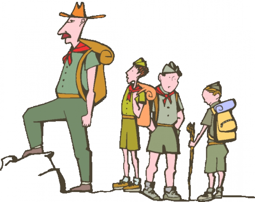 Boy Scout Camping Png & Free Boy Scout Camping.png Transparent.