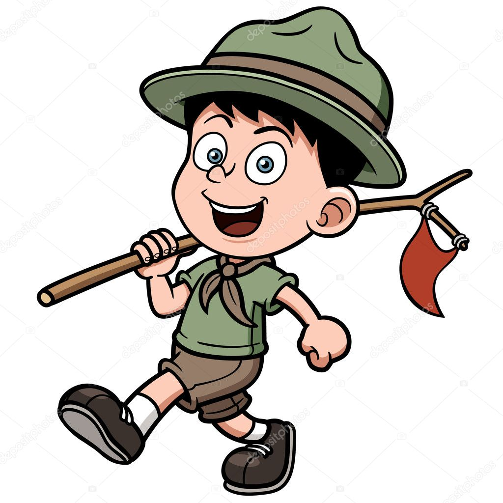 Pictures: boy scouts clip art.