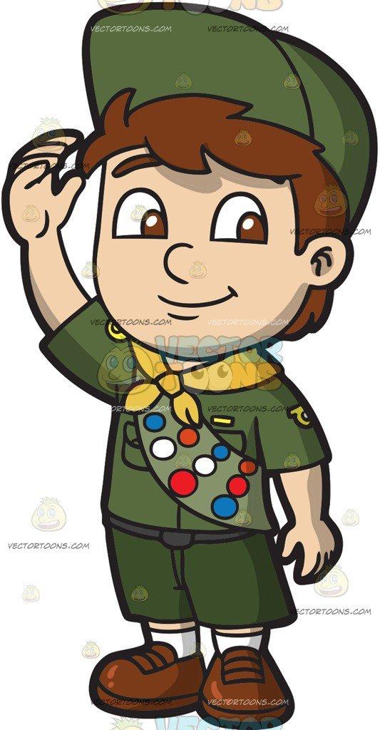 Boy scout clipart 6 » Clipart Portal.