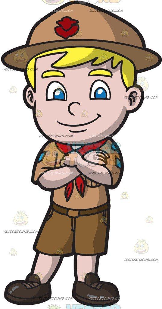 Boy scout clipart 7 » Clipart Portal.