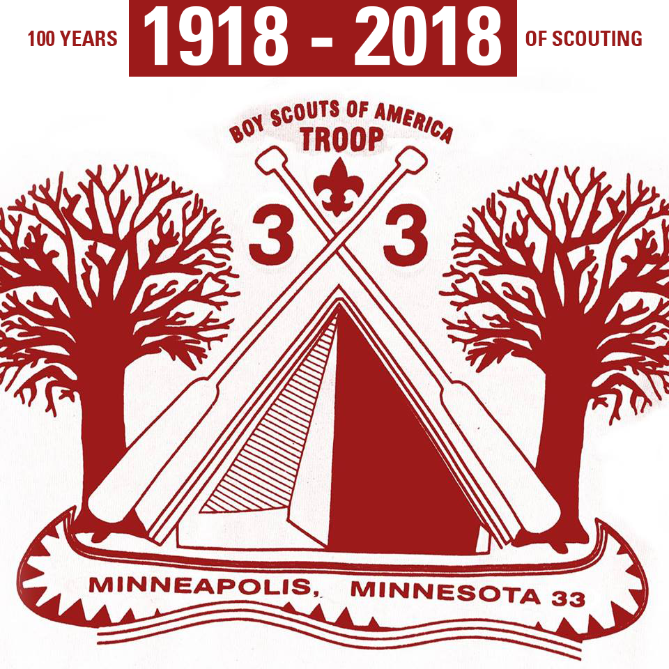 Boy Scout Troop 33.