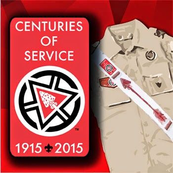 Scouter_Jeff: 100 Years of Service.
