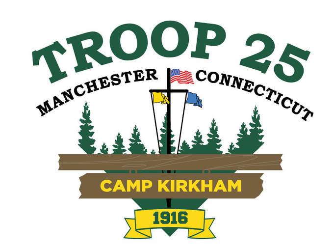 BSA Troop 25.