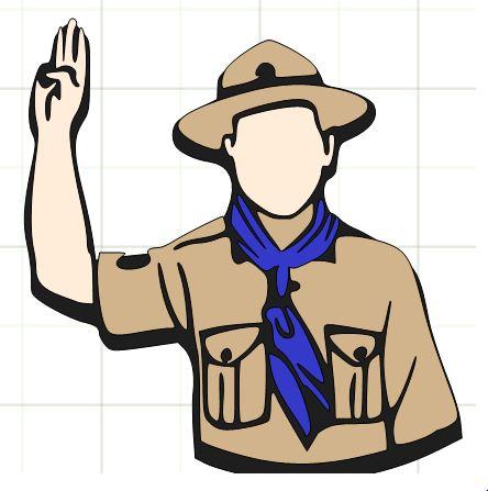 Boy Scout Clipart & Boy Scout Clip Art Images.
