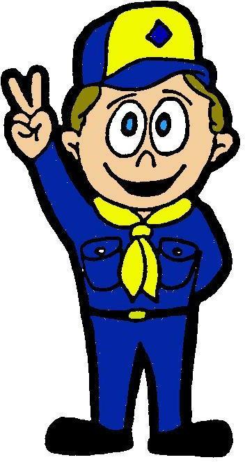 Clipart boy scouts free.