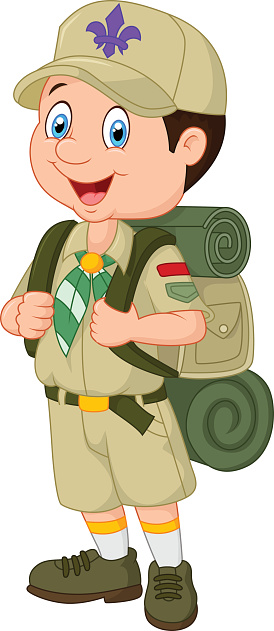 Boy scout 0 images about cub scout clip art on.