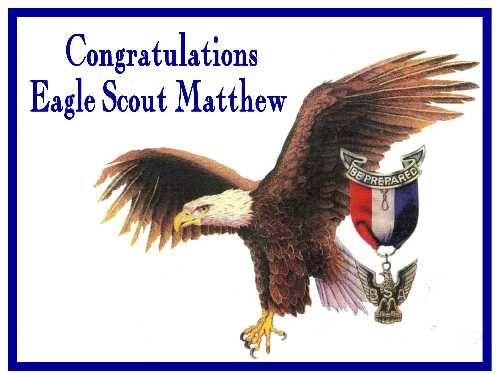Eagle Scout Clip Art.