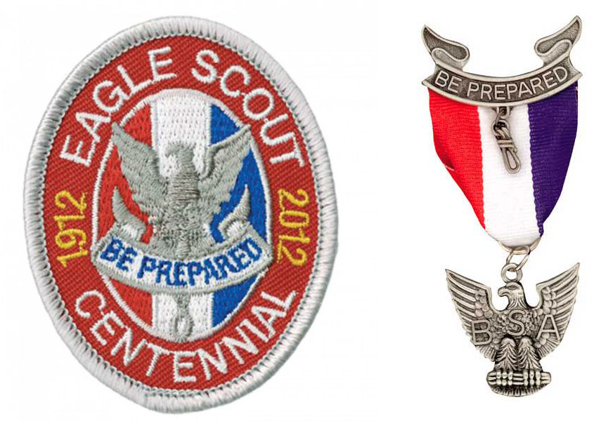 Download boy scout eagle badge clipart Eagle Scout Boy Scouts of.