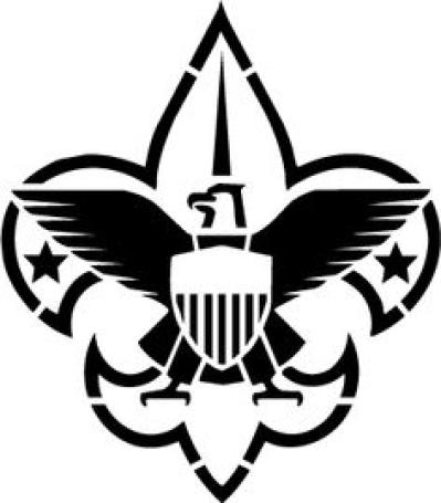 Boy Scout Emblem Clip Art PNG.