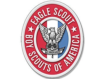 Amazon.com: GHaynes Distributing Magnet Oval Eagle Scout.