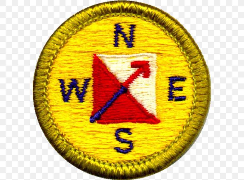 Merit Badge Boy Scouts Of America Orienteering Scouting.