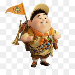 Boy Scout PNG.