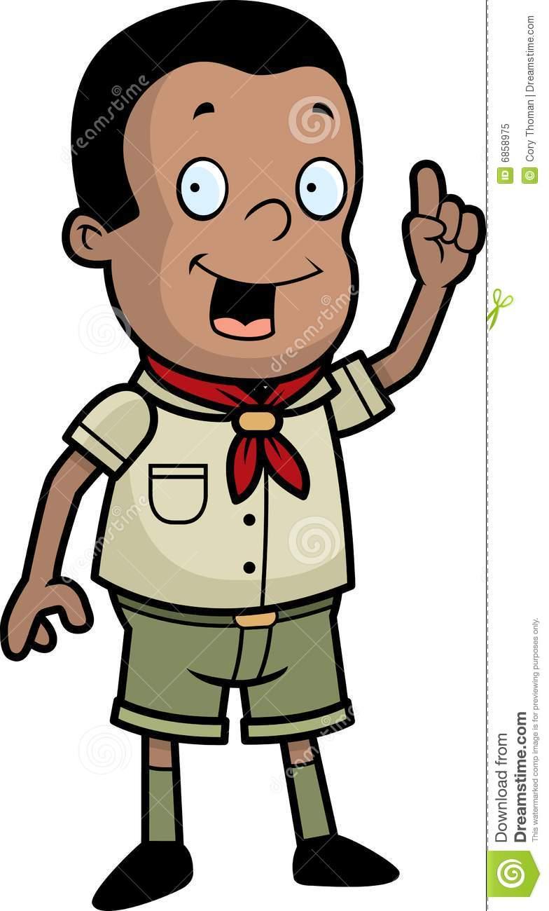 Boy Scout #42332.