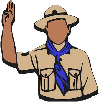 Boy scout salute clipart 11 » Clipart Station.
