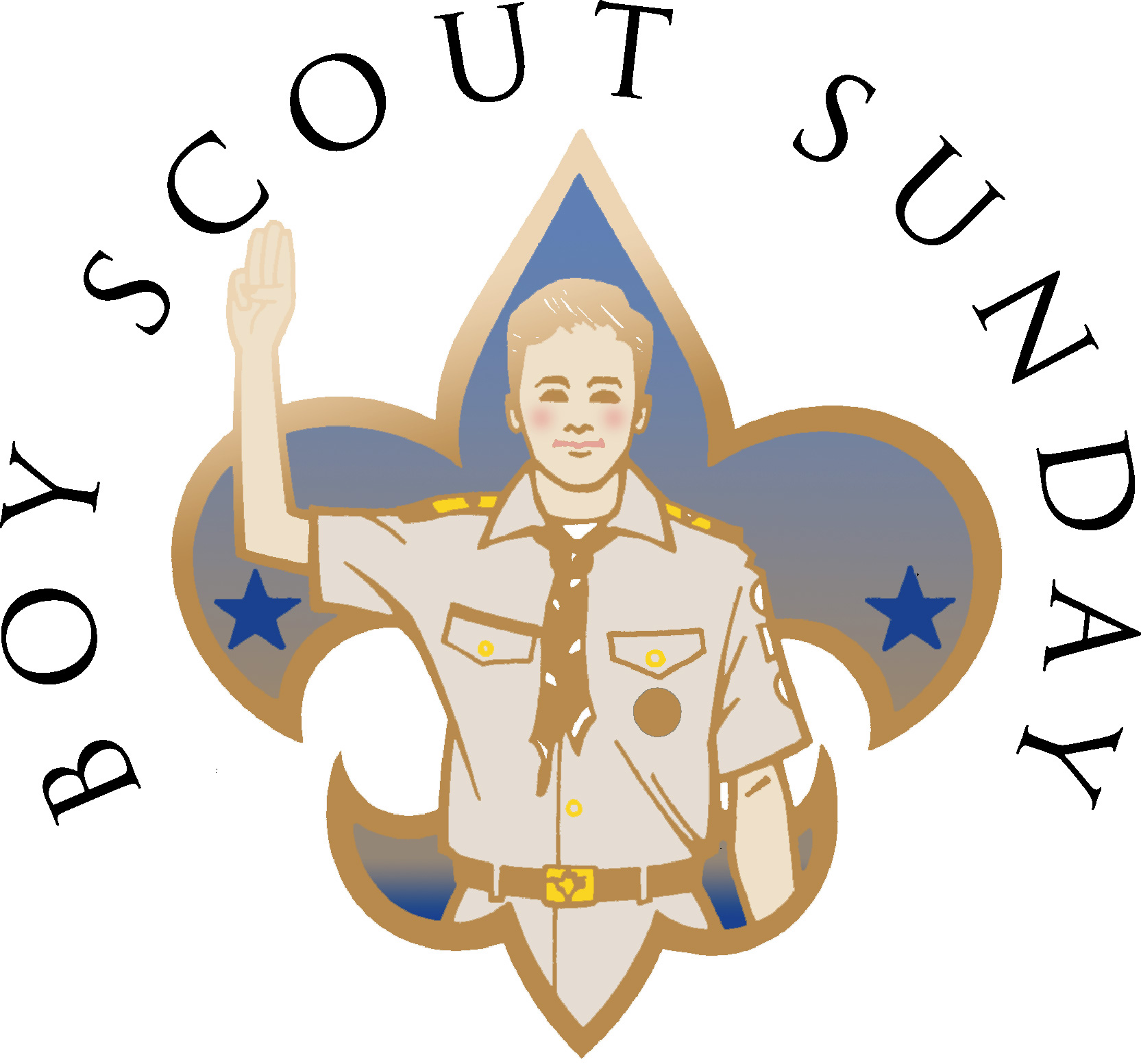 Scout sunday clipart PNG and cliparts for Free Download.