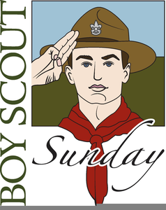 A Scout Is Reverent Clipart.