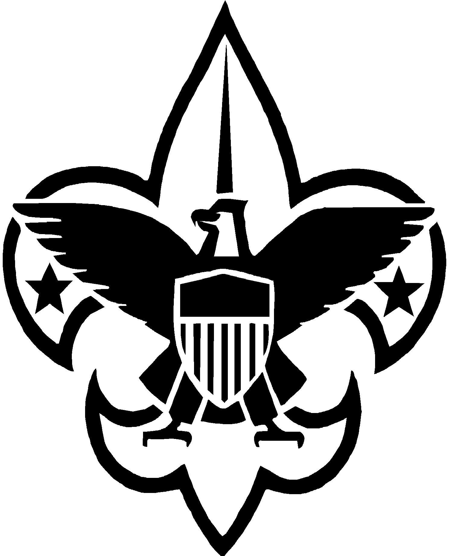 Boy Scouts SCAL SVG.