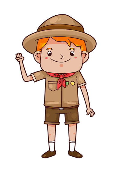 Boy scouts clipart - Clipground