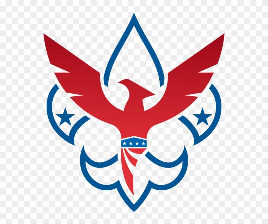 Boy Scout Logo Design.