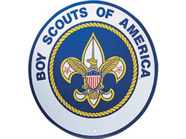 Boy Scout Emblem Image.