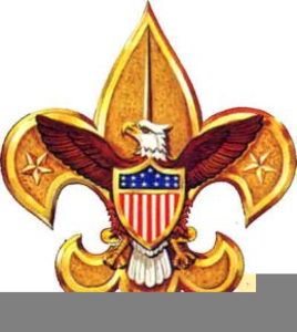 Boy Scouts Of America Years Clipart.