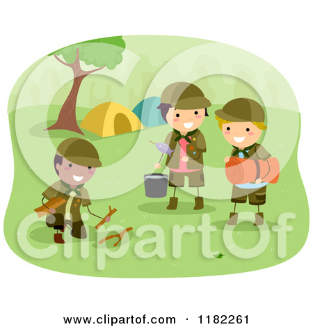 Boy Scput Climbing Clipart 20 Free Cliparts Download