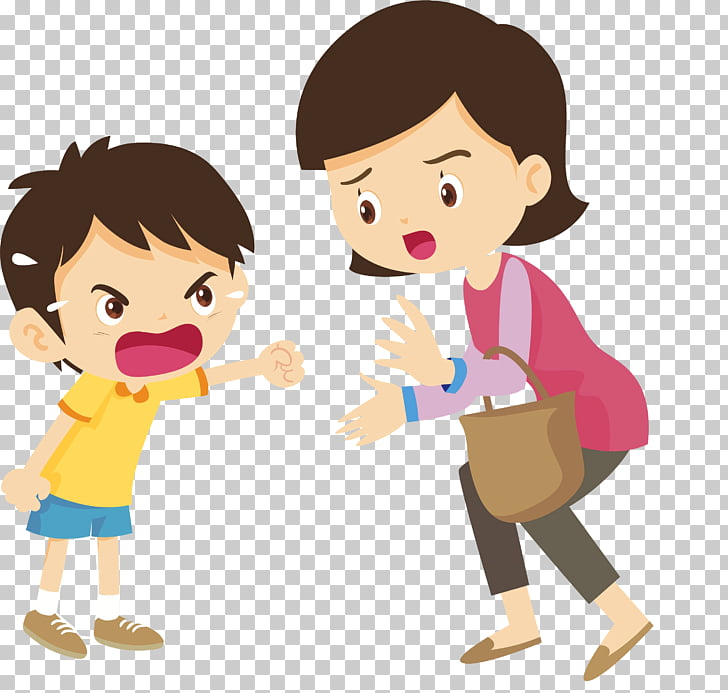 Screaming Child, child PNG clipart.