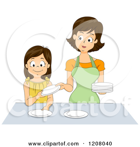 boy setting the table clipart 20 free Cliparts | Download ...