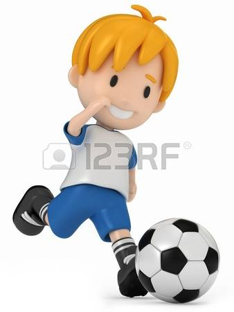3,230 Kicking Ball Cliparts, Stock Vector And Royalty Free Kicking.