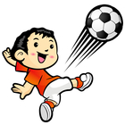 Showing post & media for Shooting soccer ball cartoon.