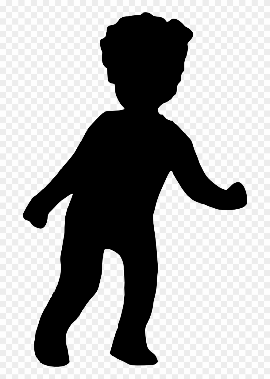 Clip Freeuse Library Boy Silhouette Clip Art At Getdrawings.