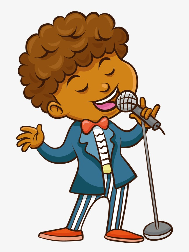 Sing A Song, Boy, Black PNG Transparent Image and Clipart for Free.