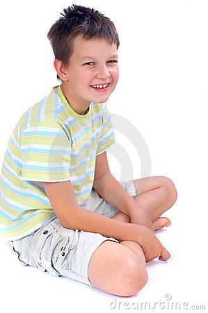 Similiar Boy Sitting On Floor Keywords.