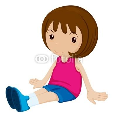 boy sitting on floor clipart clipground