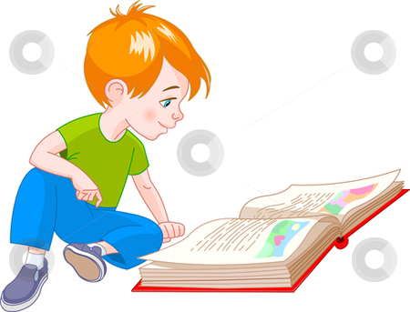 Boy Sitting On Floor Clipart.