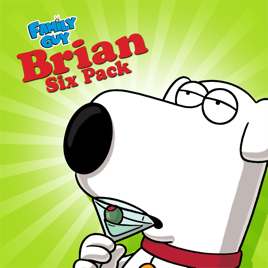 Family Guy: Brian Six Pack.