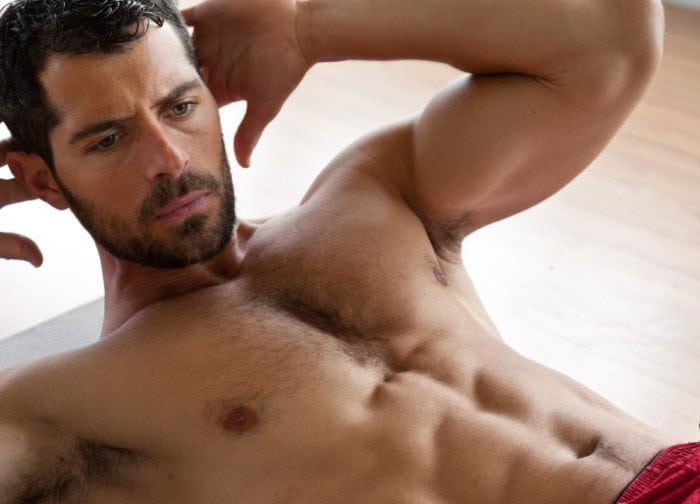 How to Get a Flat Belly with Tight Six Pack Abs for Men.