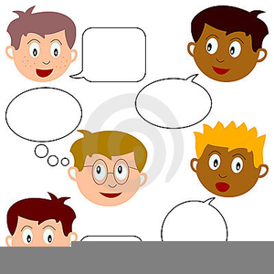 Child Speaking Clipart & Free Clip Art Images #20639.