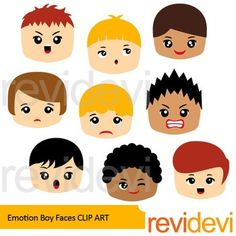 Boy Spending Time Alone Clipart.