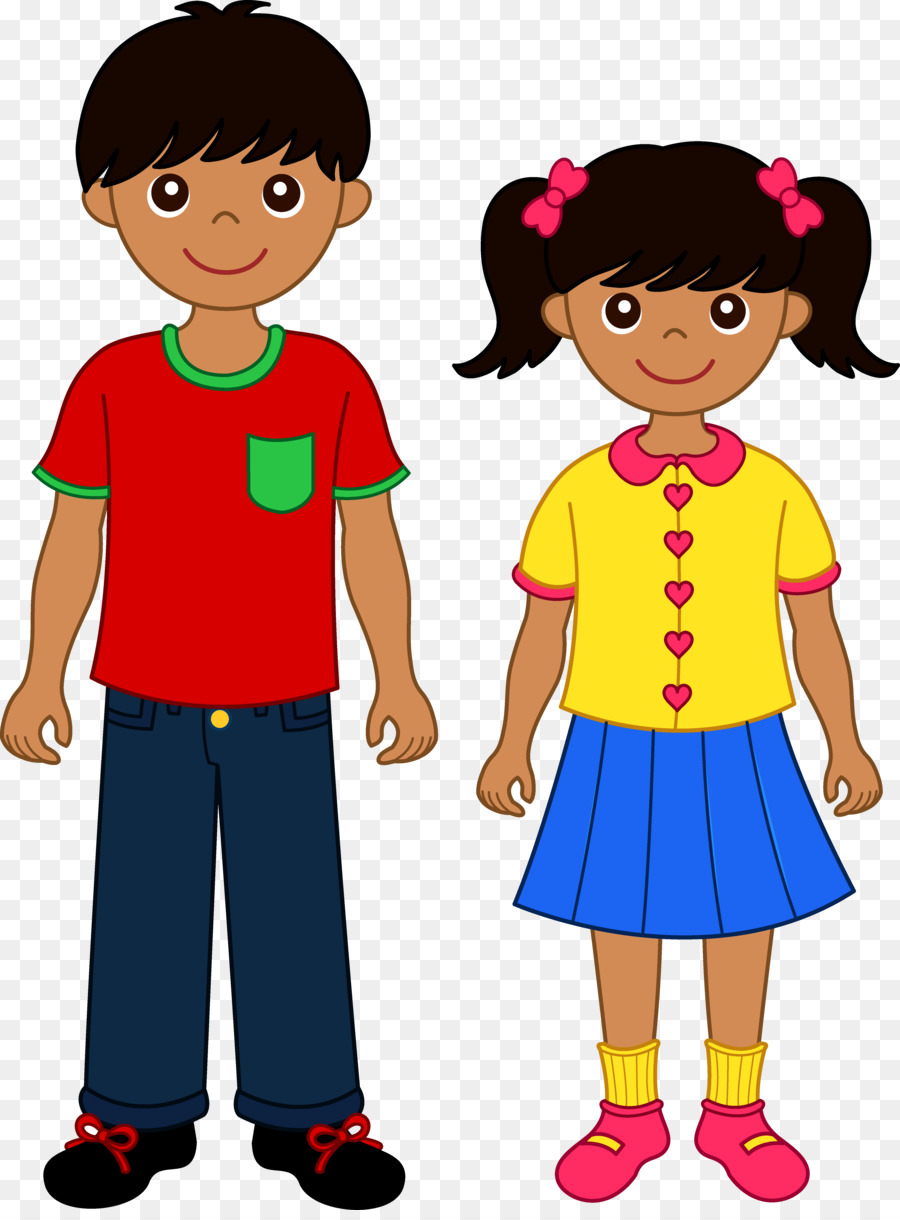 Standing People clipart.