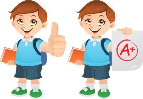 Boy student clipart 3 » Clipart Portal.