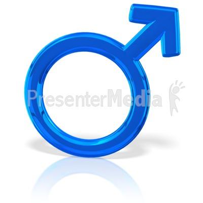 Gender Symbol Male.