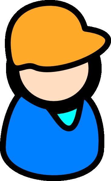 Boy Symbol Clip Art at Clker.com.
