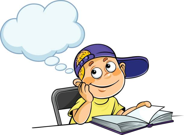 Boy thinking clipart 9 » Clipart Station.