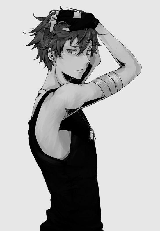 Manga Boy PNG Transparent Manga Boy.PNG Images..