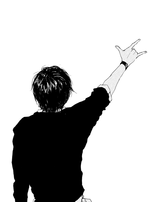 happy anime boy tumblr.