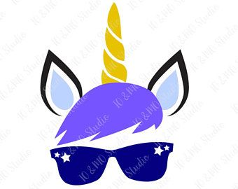 Unicorn SVG, Boy Unicorn Svg, Unicorn Clip Art, Unicorn Face SVG.