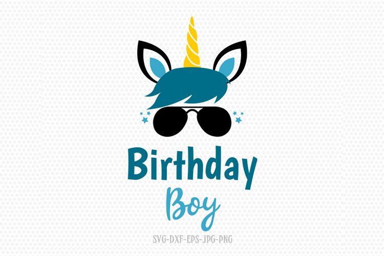 boy unicorn svg, unicorn eyelashes, boy unicorn birthday svg.