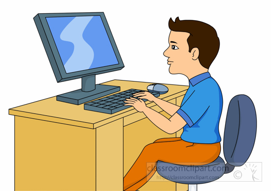 Free Computers Clipart Pictures.
